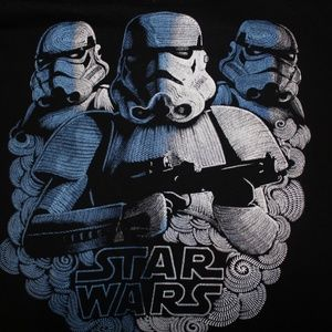 "Star Wars Shirts & Tops - STAR WARS ""Storm Troopers"" Tee"